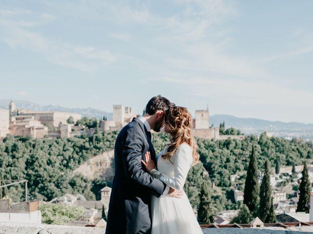 La boda de Alvaro y Ana en Granada, Granada 28