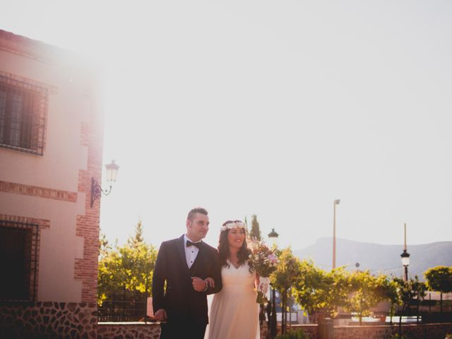 La boda de Jose Daniel y Maite  en Ciudad Real, Ciudad Real 16