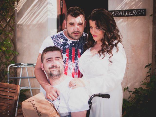 La boda de Jose Daniel y Maite  en Ciudad Real, Ciudad Real 33