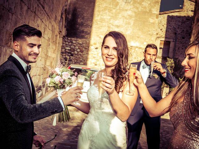 La boda de Toni y Veronica en Galliners, Girona 14