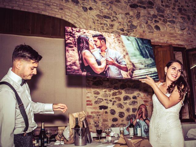 La boda de Toni y Veronica en Galliners, Girona 25