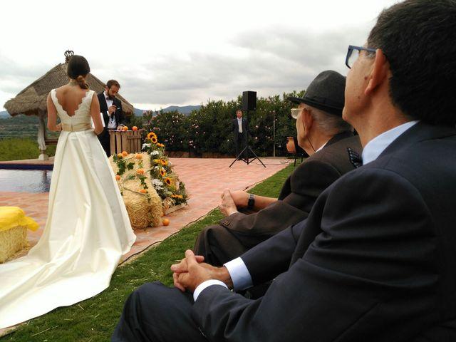 La boda de Marc  y Marya  en Castellnovo, Castellón 1