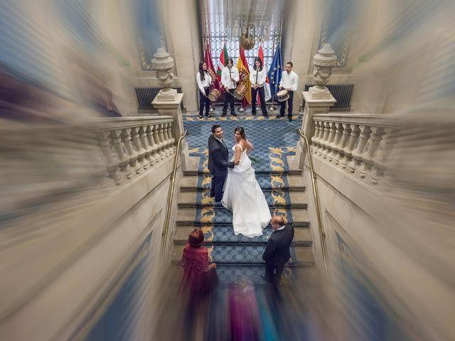 La boda de Txema y Lorea en Vitoria-gasteiz, Álava 7