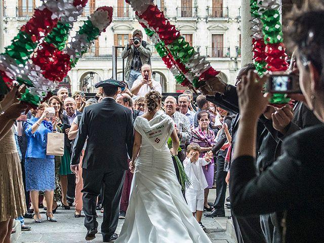 La boda de Txema y Lorea en Vitoria-gasteiz, Álava 12