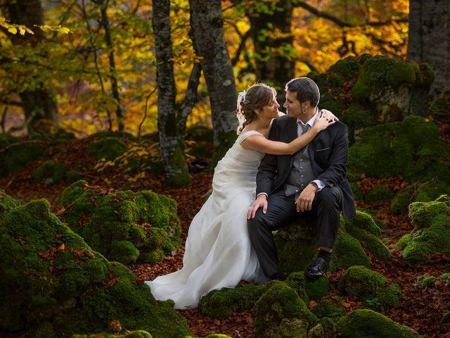 La boda de Txema y Lorea en Vitoria-gasteiz, Álava 31
