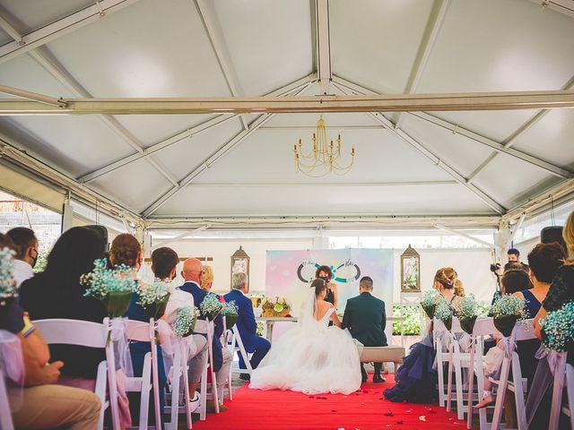 La boda de Vicki y José en Leganés, Madrid 34