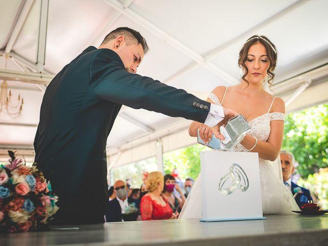 La boda de Vicki y José en Leganés, Madrid 38