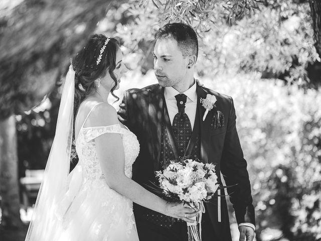La boda de Vicki y José en Leganés, Madrid 45
