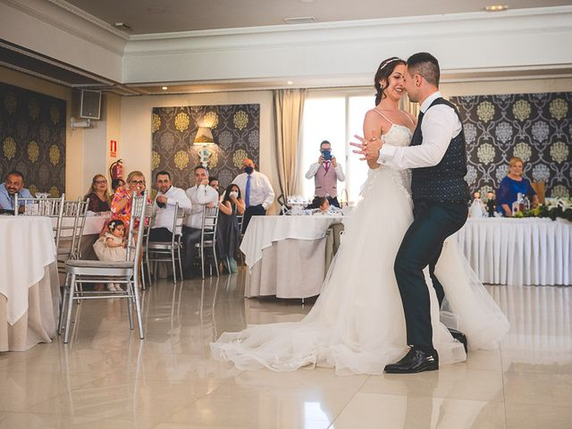 La boda de Vicki y José en Leganés, Madrid 56