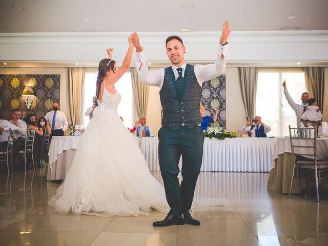 La boda de Vicki y José en Leganés, Madrid 57