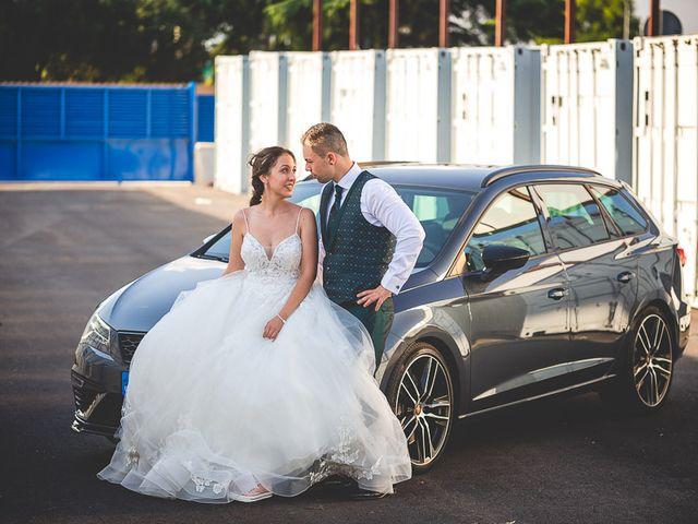 La boda de Vicki y José en Leganés, Madrid 62