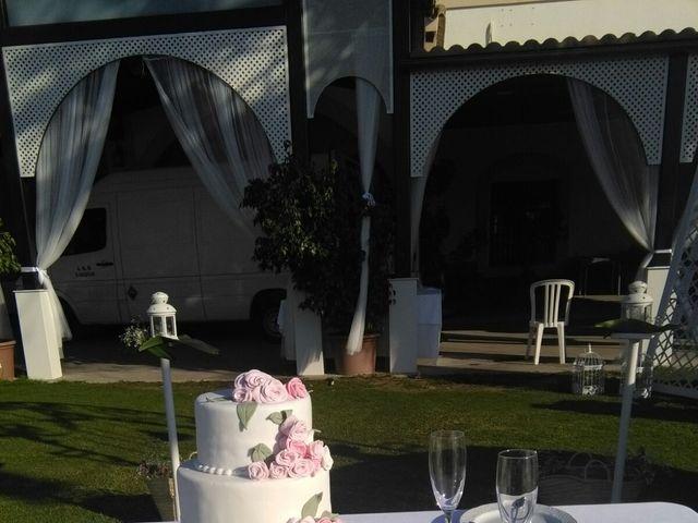La boda de Chico y Saray  en Sanlucar De Barrameda, Cádiz 5