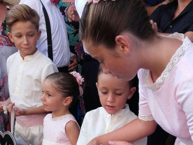 La boda de Chico y Saray  en Sanlucar De Barrameda, Cádiz 7