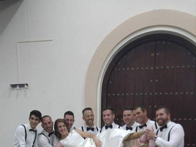 La boda de Chico y Saray  en Sanlucar De Barrameda, Cádiz 10