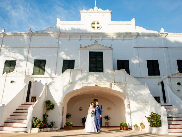 La boda de Miquel y Úrsula en Ciutadella De Menorca, Islas Baleares 2