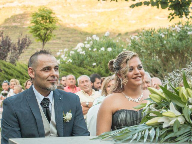 La boda de Alexandra y Juan