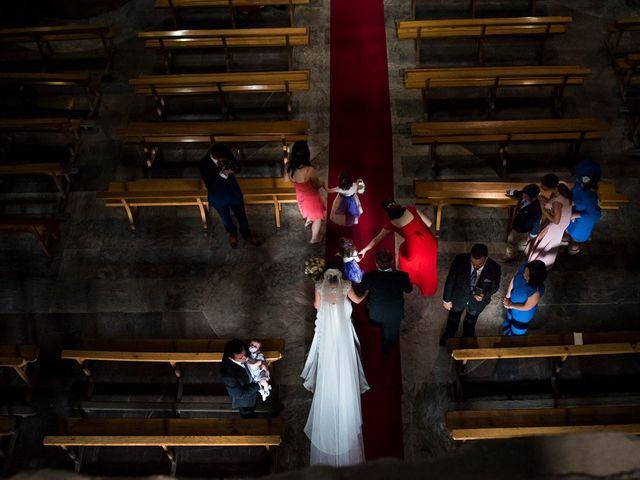 La boda de Cesar y Mamen en Don Benito, Badajoz 1