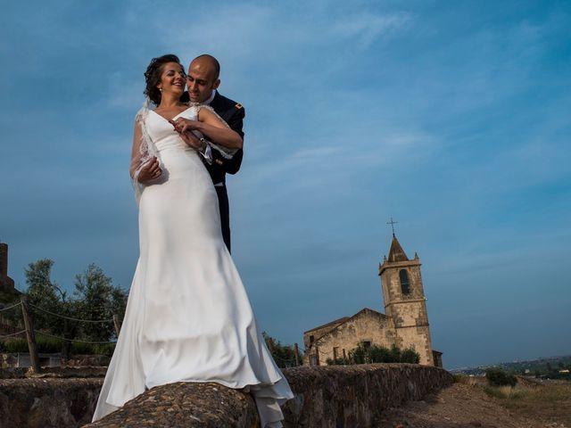 La boda de Cesar y Mamen en Don Benito, Badajoz 3