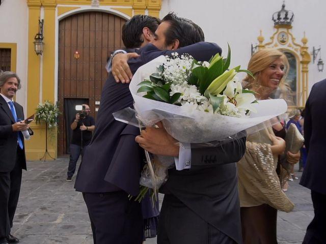La boda de Héctor y Juanita en Sevilla, Sevilla 4