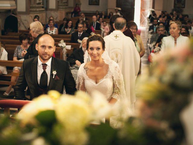 La boda de Eloy y Eva en Albal, Valencia 15