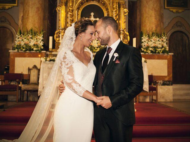 La boda de Eloy y Eva en Albal, Valencia 16