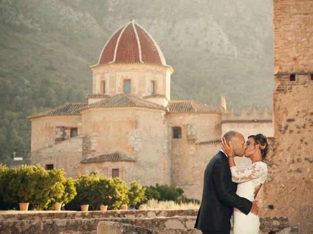 La boda de Eloy y Eva en Albal, Valencia 25
