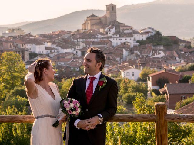 La boda de Mari Ángeles y Rubén