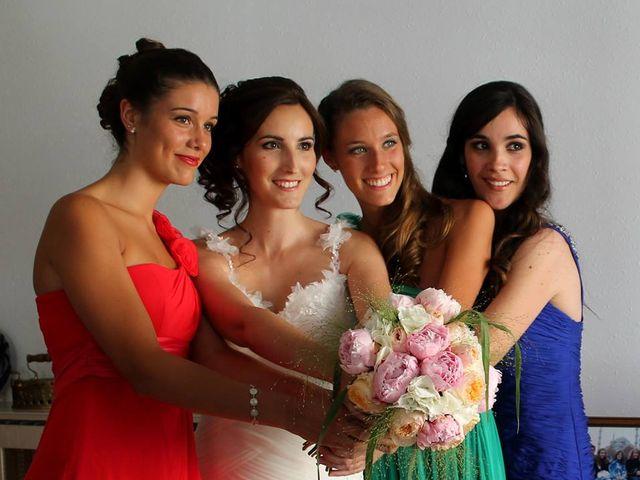 La boda de Dani y Isabel  en Torrelles De Llobregat, Barcelona 5