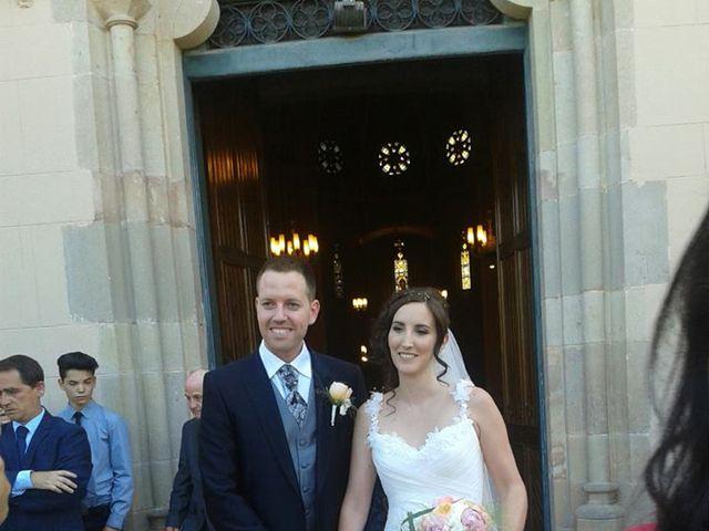 La boda de Dani y Isabel  en Torrelles De Llobregat, Barcelona 6
