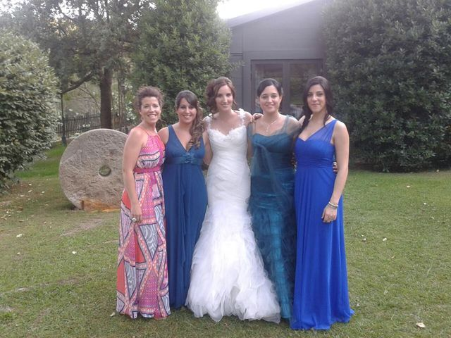 La boda de Dani y Isabel  en Torrelles De Llobregat, Barcelona 7