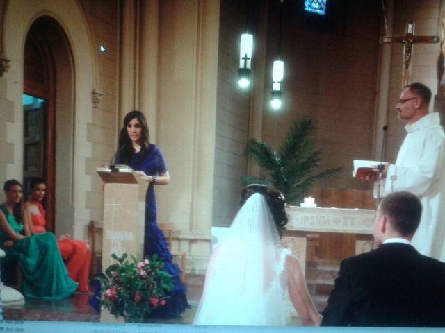 La boda de Dani y Isabel  en Torrelles De Llobregat, Barcelona 11