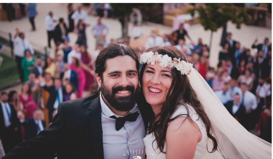 La boda de Jose Daniel y Maite  en Ciudad Real, Ciudad Real