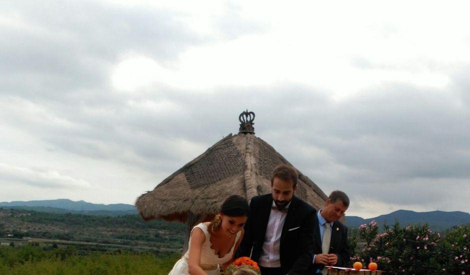 La boda de Marc  y Marya  en Castellnovo, Castellón