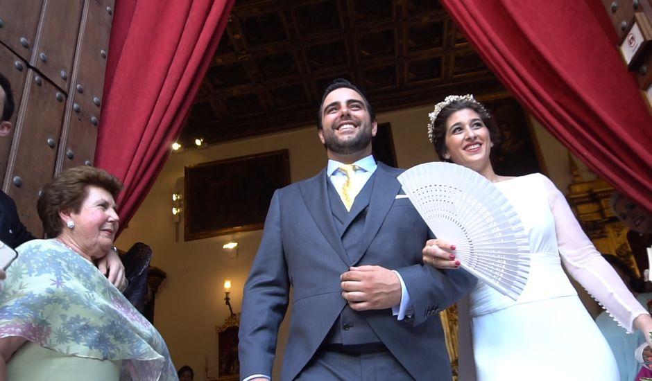 La boda de Héctor y Juanita en Sevilla, Sevilla