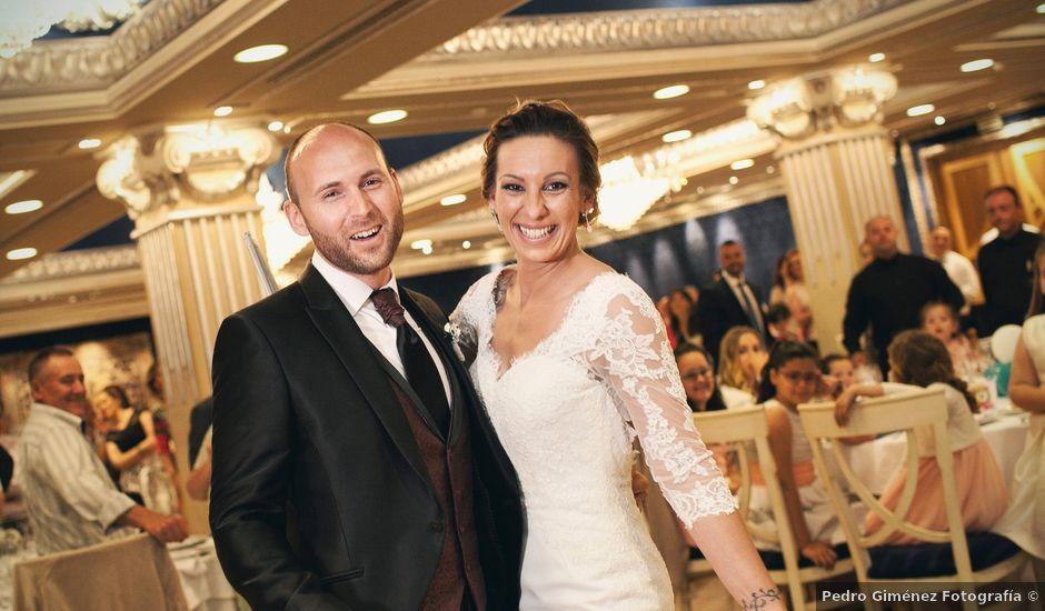 La boda de Eloy y Eva en Albal, Valencia