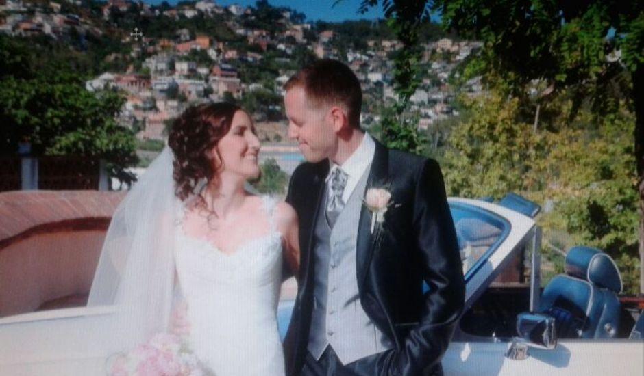 La boda de Dani y Isabel  en Torrelles De Llobregat, Barcelona