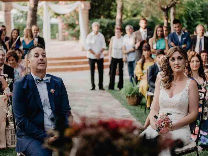 La boda de Miriam y Juampe