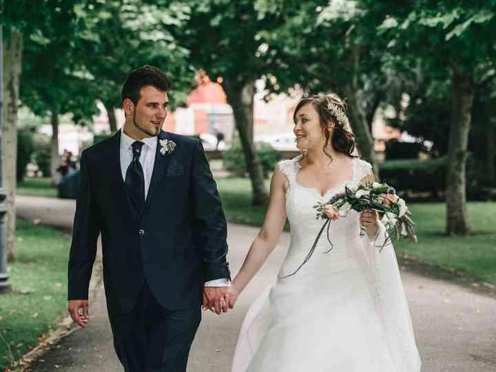 La boda de Vanesa y Jonathan