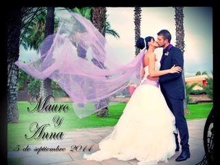 La boda de Anna y Mauro 1
