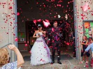 La boda de Anna y Mauro