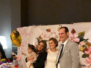 La boda de Mónica y Francis 1