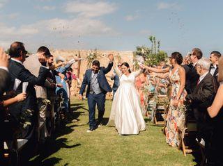 La boda de Fer y Laura