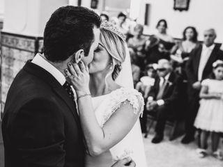 La boda de Isabel y Manolo