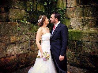 La boda de Camila y Luigi