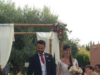La boda de Paula y Yoni  1