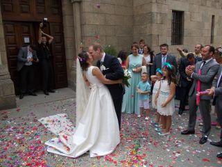 La boda de Emma y Luis