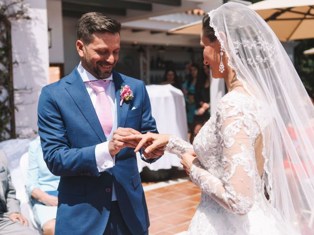 La boda de Marcos y Cristina en Algeciras, Cádiz 17