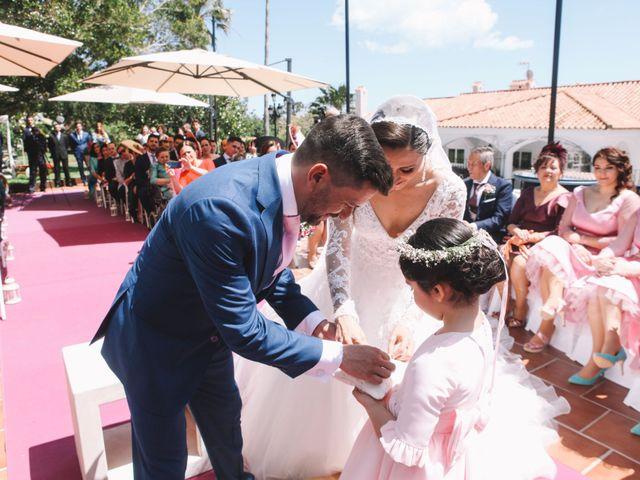 La boda de Marcos y Cristina en Algeciras, Cádiz 18
