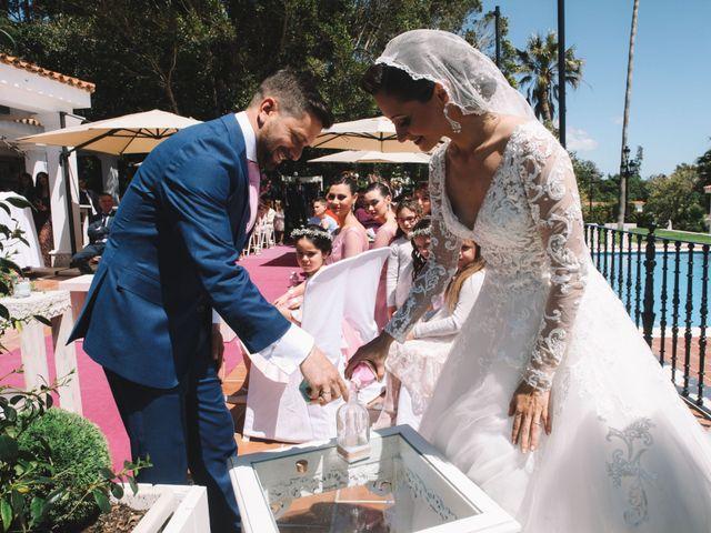La boda de Marcos y Cristina en Algeciras, Cádiz 19