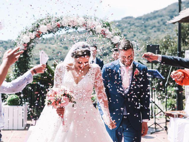 La boda de Cristina y Marcos